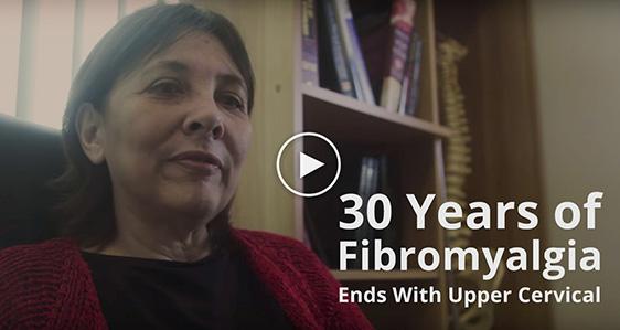 Fibromyalgia Ends With Upper Cervical